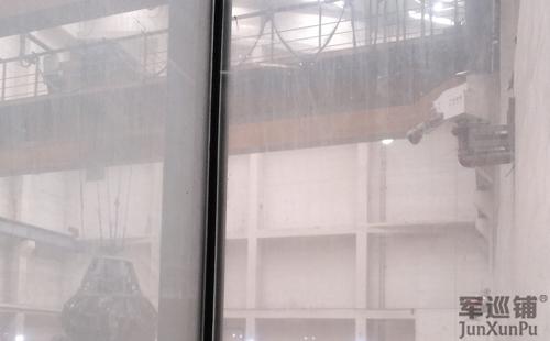 ▲ZDMS0.9/20s大空间消防水炮安装位置